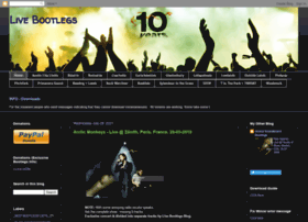 livebootlegconcert.blogspot.be