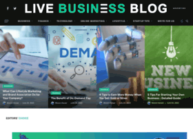 livebusinessblog.com