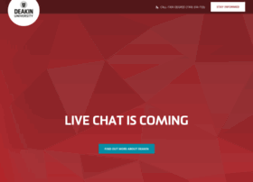 livechat.deakin.edu.au