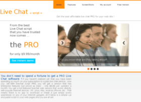 livechatscriptpro.com