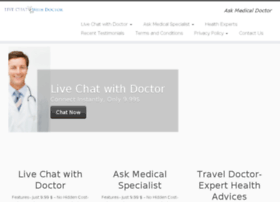 livechatwithdoctor.com