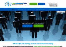 Liveconferencepro.com