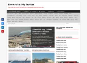 livecruiseshiptracker.com