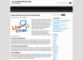 livecustomerservicechat.wordpress.com