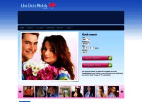 livedatematch.com
