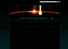 livedragonballz.com