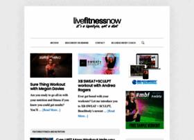 livefitnessnow.com