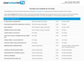 livefootballontv.com