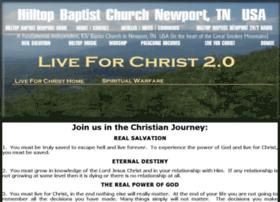 liveforchrist.hilltopbaptistnewport.org