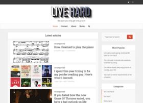 livehard.co.uk