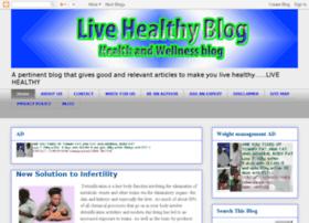 livehealthyblog.org
