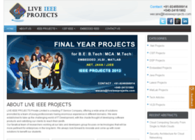 liveieeeprojects.com