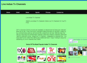 liveindiantvchannels.in