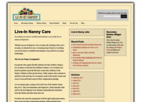 liveinnanny.org