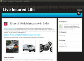 liveinsuredlife.blog.com