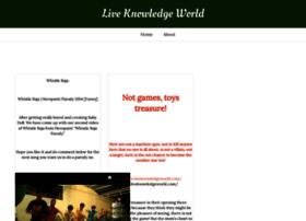 liveknowledgeworld.blogspot.in