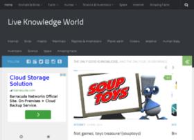 liveknowledgeworld.com