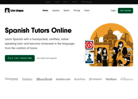 livelingua.com