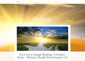 livelovelaughhealing.com