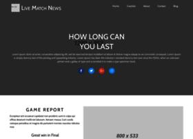 livematchnews.com
