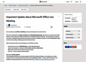 livemeeting.com