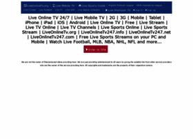 liveonlinetv247.info