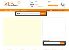 livepageranks.com