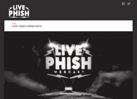 livephish.tv