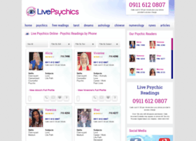 livepsychics.co.uk