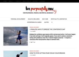 livepurposefullynow.com