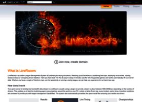 liveracers.com