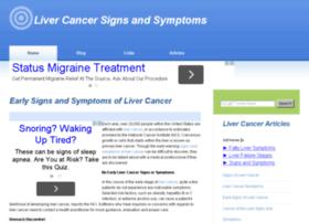livercancersignsandsymptoms.org