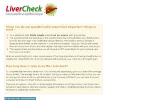 livercheck.liverdoctor.com