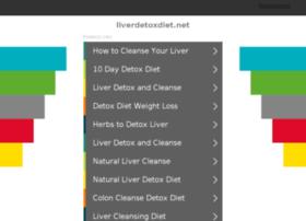 liverdetoxdiet.net