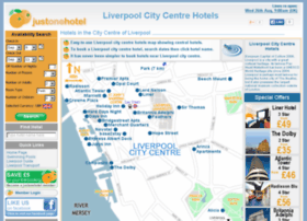 liverpoolcitycentrehotels.co.uk