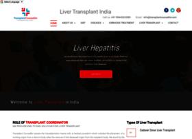 livertransplantinindia.co.in