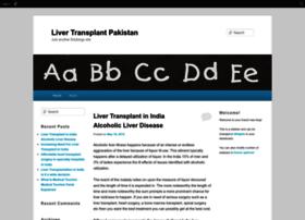 livertransplantpakistan.edublogs.org