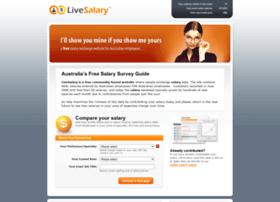 livesalary.com.au