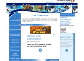 livescore.warofcricket.com