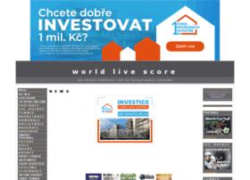 livescore.webgarden.cz