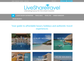 livesharetravel.com