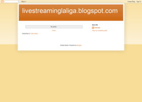 livestreaminglaliga.blogspot.in