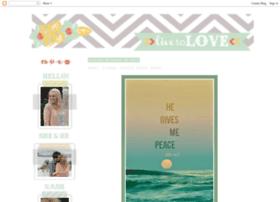 livetoloveblog.blogspot.com