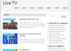 livetvchannelsfree.incredibleorissa.com