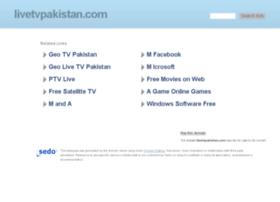 livetvpakistan.com