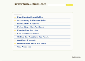 livevirtualauctions.com