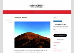 livewanderlove.wordpress.com