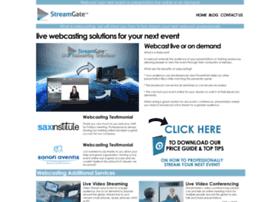 livewebcasting.com.au