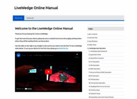 livewedge-manual.cerevo.com