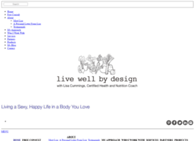 livewellbydesign.net